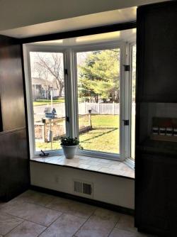 Excellent Tiling Bay Window Seat Diy Step By Step Aubs Bloggin Machost Co Dining Chair Design Ideas Machostcouk